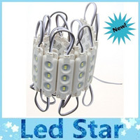 high lumen led - 2015 New Arrival Injection ABS Plastic SMD Led Modules Leds W High Lumen Led Backlights String White Warm White Red Blue Waterproof