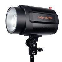 Wholesale New Godox Mini Pioneer W Ws Studio Strobe Flash Light Lamp Head V Black E5167A