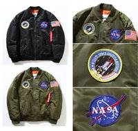 active air force - 2016 New Kanye KANYE WEST MA1 and the wind air force flight jacket cotton men s casual jacket YEEZUS Jacket Coat E333L