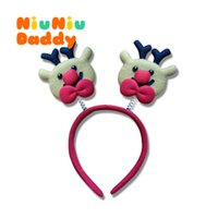 Wholesale Santa Claus headband Christmas headband Christmas gifts for children Christmas items