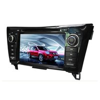tv high definition - 8 inch Special Car DVD Player For Nissan Xtrail with GPS IPOD Bluetooth High definition screen
