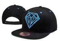 New Cayler Sons Enfants NY Letter Casquette Bones Snapback Hip Hop Mode Flat Hat Diamonds Supply Co. Snapbacks