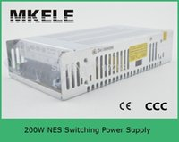 Wholesale customized v a reliable new product professional factory ac switching power supply w NES NES series single output