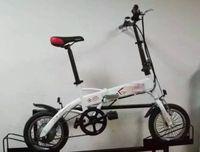 bike battery 36v - 36V electric folding bike electric motorcycle electric bike inch
