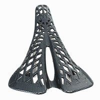 Wholesale New Carbon Mountain MTB Road Bicycle Bike Cycling Hollow Lightweight Saddle Seat