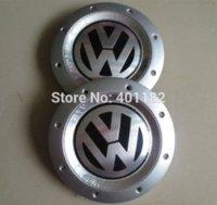 Wholesale 4pcs mm inch alloy VW Volkswagen Caddy Touran Golf WHEEL CENTER CAPS RIM HUB CAP volkswagen