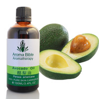avocado vegetable - pure plant Organic avocado oil cold pressed massage oils nourishing anti wrinkle cleansing vegetable oil carrier oil ml