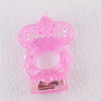 Wholesale Competitive Comfortable Vibrating Cockrings for Lovers Popular Lovemaking Penis Rings for Men Nice Outlook Sale S0111
