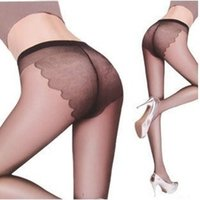 beautiful pantyhose legs - Ultra thin core spun yarn bikini non trace filar socks summer The butterfly pantyhose Beautiful leg render socks