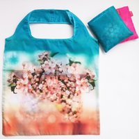 japan - DHL Japan Reusable Eco Friendly Shopping Tote Bag pouch Environment Safe Go Green Folding printing Shopping Bags
