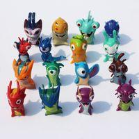 Slugterra doll PVC Action Figures Toys 16pcs set Christmas Gifts Toys