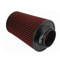 Wholesale Racing High Flow Cone quot mm Air Intake Filter mm Height Replacement Racing Cold Air Intake Air Filter Car Vehicle