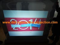 airport banks - NEW ARRIVE ON SALE mirror Rear Projection film for Showcase Airport Exhibition hall Department stores Bank