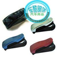 Wholesale Multifunctional car glasses clip car paper clip card holder eyeglasses frame car glasses clip