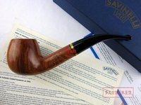 Cheap Grade imported Safin briar smoking pipe bend Doo wholesale consult in or out of stock