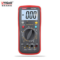 Wholesale Shenzhen gifted high digital multimeter AC voltage and current measurement instrument UA78A