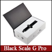 Wholesale Black Scale G Pro vaporizer E cigarette Kits newest clone herbal vaporizer dry herb Electronic Cigarettes