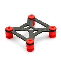 ball racer - Spare Part Anti vibration Plate With Damping Balls For Eachine Racer RC Drone