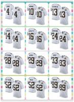 Wholesale New Product Pro Bowl Game Jersey American Football Woodson Beckham Jr Cox Manning Mack Matthews Carr White Jerseys