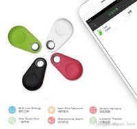 apple iphone locator - Iphone s Plus Andriod Phone Mini Smart iTag Bluetooth GPS Tracker the Aged Kids Anti lost Alarm Locator Parking Site Search