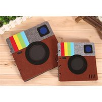 Wholesale New Arrival DIY Photo Album Felt Scrapbooking Family Baby Memory Album Sheets Home Decoration Fit for