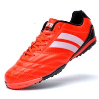 artificial sports turf - New authentic lightning series of artificial turf TF soccer shoes sports shoes breathable men sneakers size S12