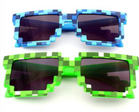 Cheap abs MINECRAFT Best party Minecraft Sunglasses creeper glasses