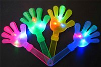 Wholesale 300pcs led clapper luminous flash clapping device
