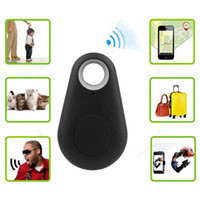 batteries key finder - Wireless Bluetooth Tracker Anti lost alarm remote key finder GPS Anti lost alarm for iPhone Samsung android with Battery Package