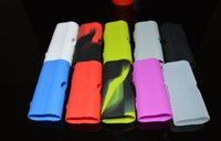 bags silica gels - New Silicone Case Silicon Cases Bag Colorful Rubber Sleeve Protective Cover Silica Gel Skin for Kanger kangertech Subox Nano
