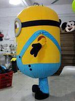 Cheap mnion mascot costume Best Despicable Me Apparel