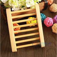 Wholesale New Arrival Bathroom Soap Tray Handmade Soap Dish Wooden Dish Wooden Soap Dish As Holder for Soap