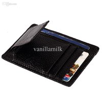 Wholesale Clip For Money Genuine Leather Clamp For Money Magnet Money Clip