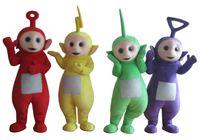 adult teletubbies costumes - Cute Teletubbies Costumes Mascot Adult Cartoon Mascot Performance Teletubbies Mascot