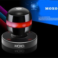 Wholesale New high powerful magnetic floating bluetooth speaker levitating bluetooth speaker with nfc NEW handsfree levitation bluetooth2 nfc speaker
