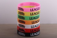 Others balance of power - game cool League of LOL Legends luminous power Hologram balance silicon bracelet Hand catenary Bangles fan