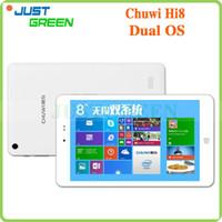Wholesale Original Chuwi Hi8 Dual Boot Tablet PC Windows Android Intel Z3736F Quad Core quot x1200 GB RAM GB ROM