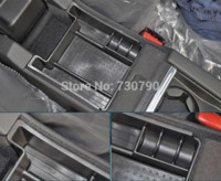 Wholesale For VOLVO XC60 XC90 S60 V60 central storage box broadhurst armrest remoulded car glove storage box secondary storage M10750