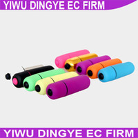 Wholesale wholesales Mini Bullet Vibrators Waterproof Wireless Bullets Vibrating Eggs And Bullets Sex Toy