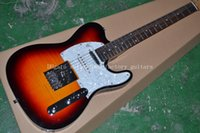 Wholesale OEM Factory TL High Quality New Arrival F atocaster string sunburst sunset Electric Guitar