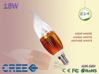aluminum angle - E14 E12 E27 LED Silver candle light bulb lamp W W SMD360 Beam Angle Aluminum shell V V V