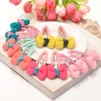 Wholesale Pc Fashion Baby Accessories Berlin Bows BB Clip Children Girl Jewelry Hair Clip HairPins Hairwear
