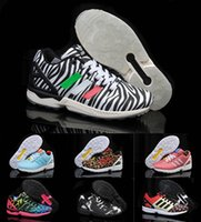 adidas originals - Adidas Originals ZX FLUX For Women Mens Running Shoes Male and Female Reflective ZX Flux Athletic Sport Sneaker Max Size