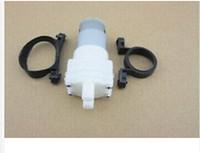 Wholesale 10PCS V DC Diaphragm Pump Water Device Mini Self priming Fish Tank Pumps Motor