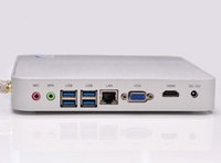 atom thin client - good quality atom desktop pc thin client linux X26 I3L U support win XP system