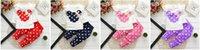 Wholesale Girls Bowknot Suits Minnie Mouse Kids Cartoon Tshirt Dot Pants Outfits Set Girls Spring Autumn Clothing Set Via DHL