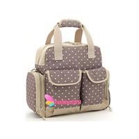 Nouveaux sacs Mu MMY Oxford Messenger bébé Sacs à langer Biberons langer sac de rangement poussette Bibs Engrenage Stuff Pouch 3 Couleurs 010237