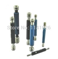Wholesale Free Shopping NEW M8 x H Metric Steel Thread Plug Gage Gauge M8