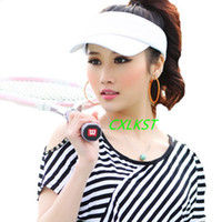 Wholesale New Men Women Visor Sun Plain Hat Sports Cap Golf Tennis Beach Adjustable Brand New