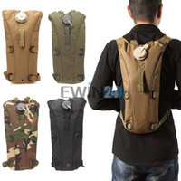 Wholesale 1pcs Multicolor L Hydration Packs Tactical Water Bag Assault Backpack Hiking Pouch New and Hot Selling